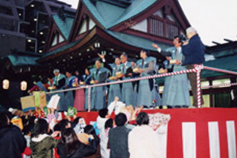 八幡八雲神社公式サイト|東京都八王子市